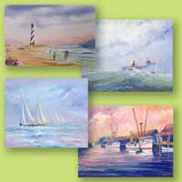 bob Pittman Art Coastal Prints